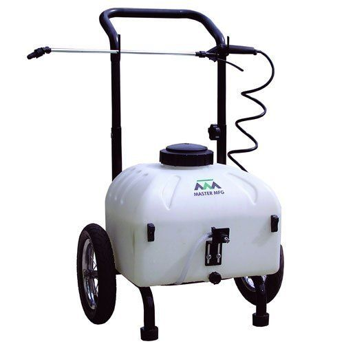 9 Gallon Master Gardener Cart Sprayer Battery Powered 229 95 Please See The Attached Spec Sheet That Is Linked Above Below Best Garden Tools Garden Tools Home Vegetable Garden