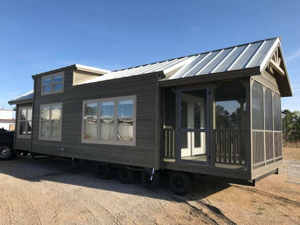 Cabin Tiny House Many Styles Movable Pre Fab For Your Property Lot Part Furn Ebay Tiny House Tiny House Cabin Prefab Cabins
