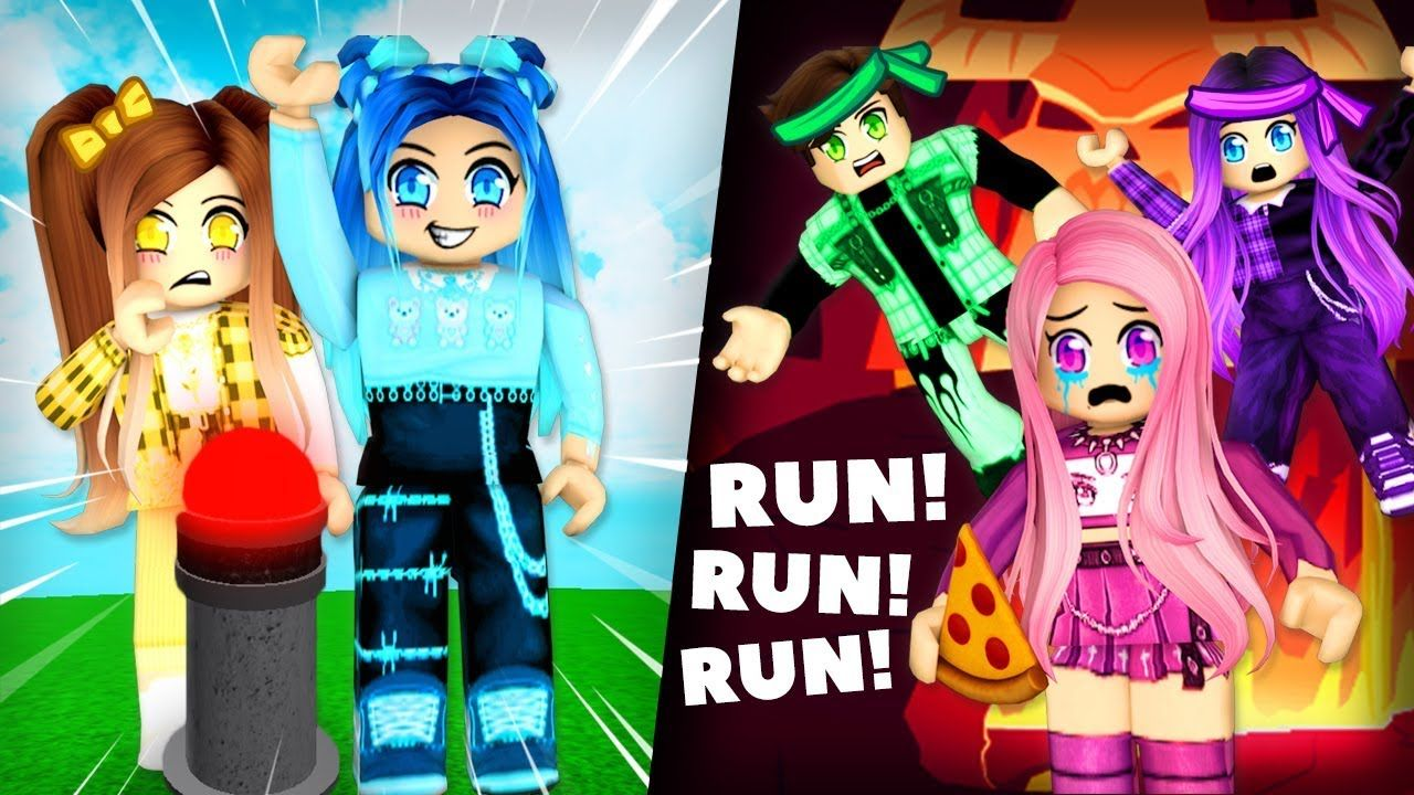 Roblox Don T Press The Button 3 In 2020 Roblox Cute Anime Character Cartoon Art Styles