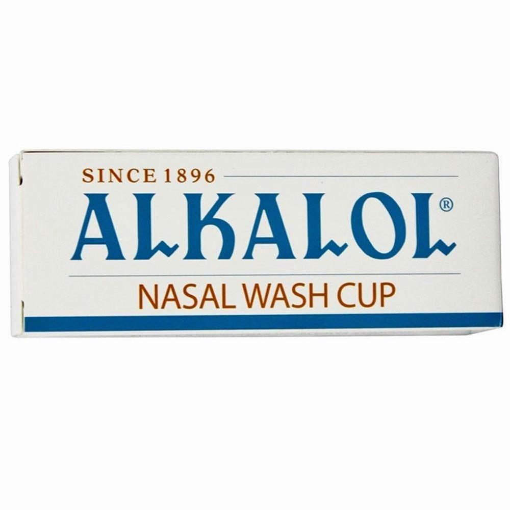Alkalol Nasal Wash Cup To Rinse Nasal Passages Airways Nasal Wash Nasal Passages Passage