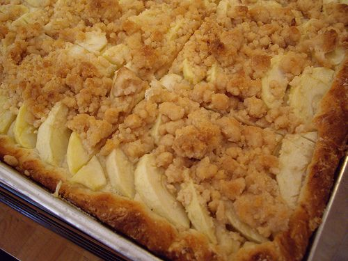 Applekuchen Swampkitty Flickr Austrian Recipes Apple Kuchen Recipe German German Baking