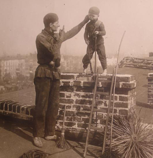 Child Labor in Victorian England | Chimney sweep, London