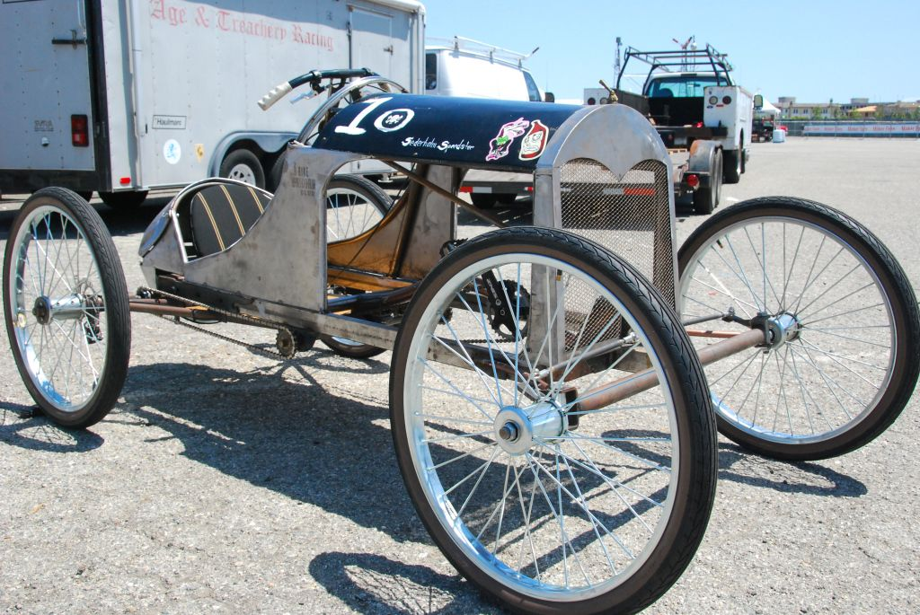 Adult Pedal Car
