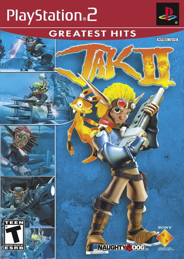 Jak ll   My PlayStation 2 Game Collection   Playstation 2