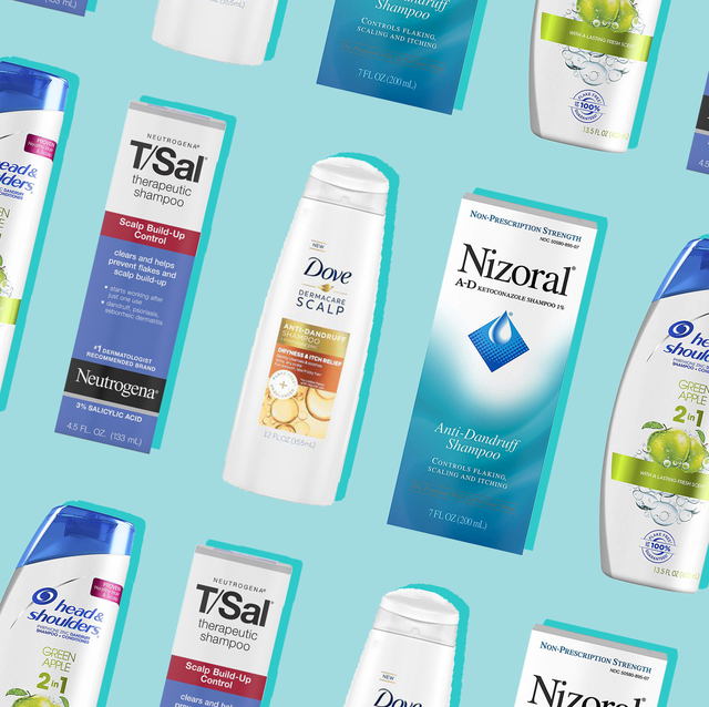 The Best Dandruff Shampoos to Finally Banish Those Itchy