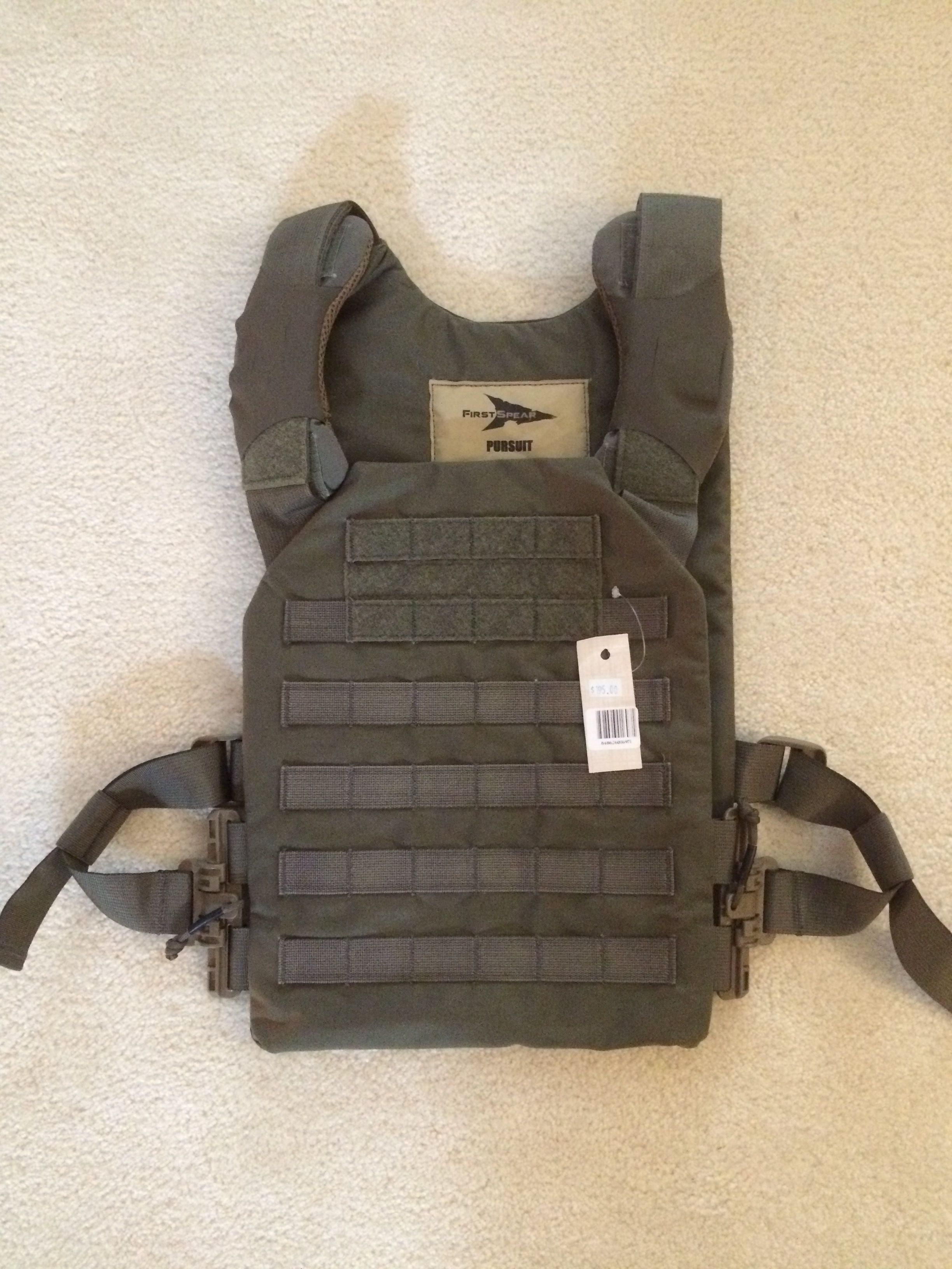 Plate Carrier Vest Plates Licence Plates Dishes Plate Dinner Plates Dish & Pin by John Patterson on First Spear