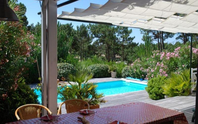 Une superbe maison avec piscine est l\u0027idéal pour des vacances - location maison cap ferret avec piscine