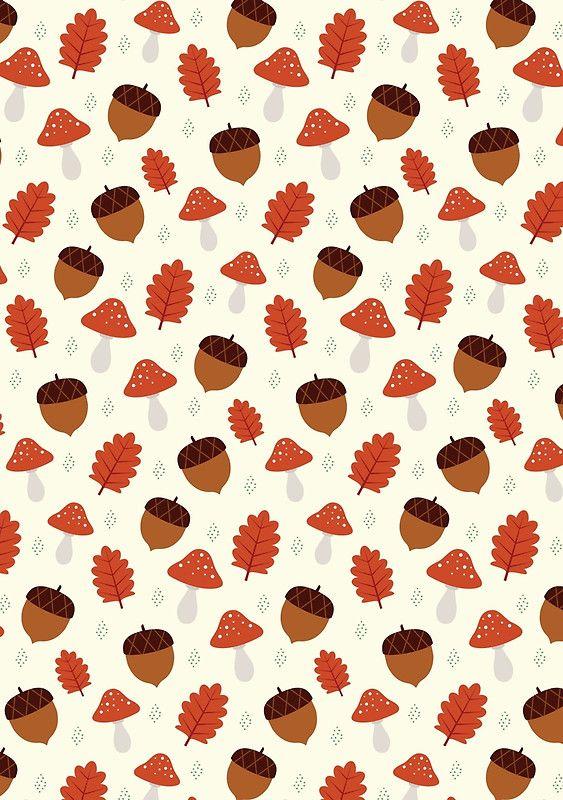 Autumn Treasures By Karinbijlsma Cute Fall Wallpaper Fall Wallpaper Iphone Wallpaper Fall