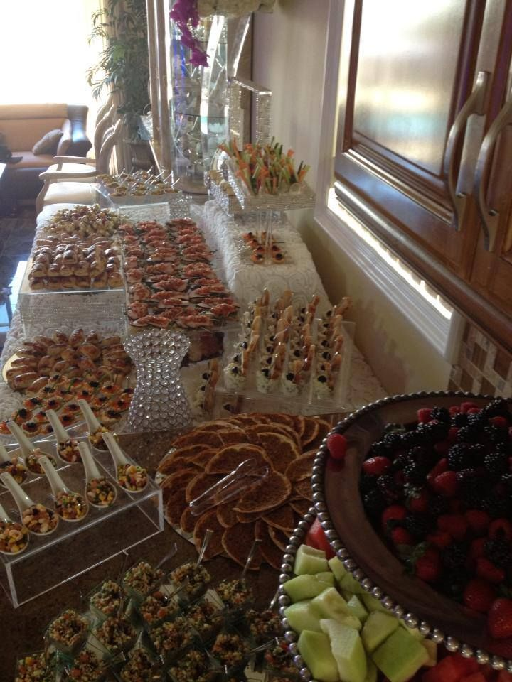 brides house decoration. Armenian Wedding  Bride s house pre wedding finger food lunch luncheon