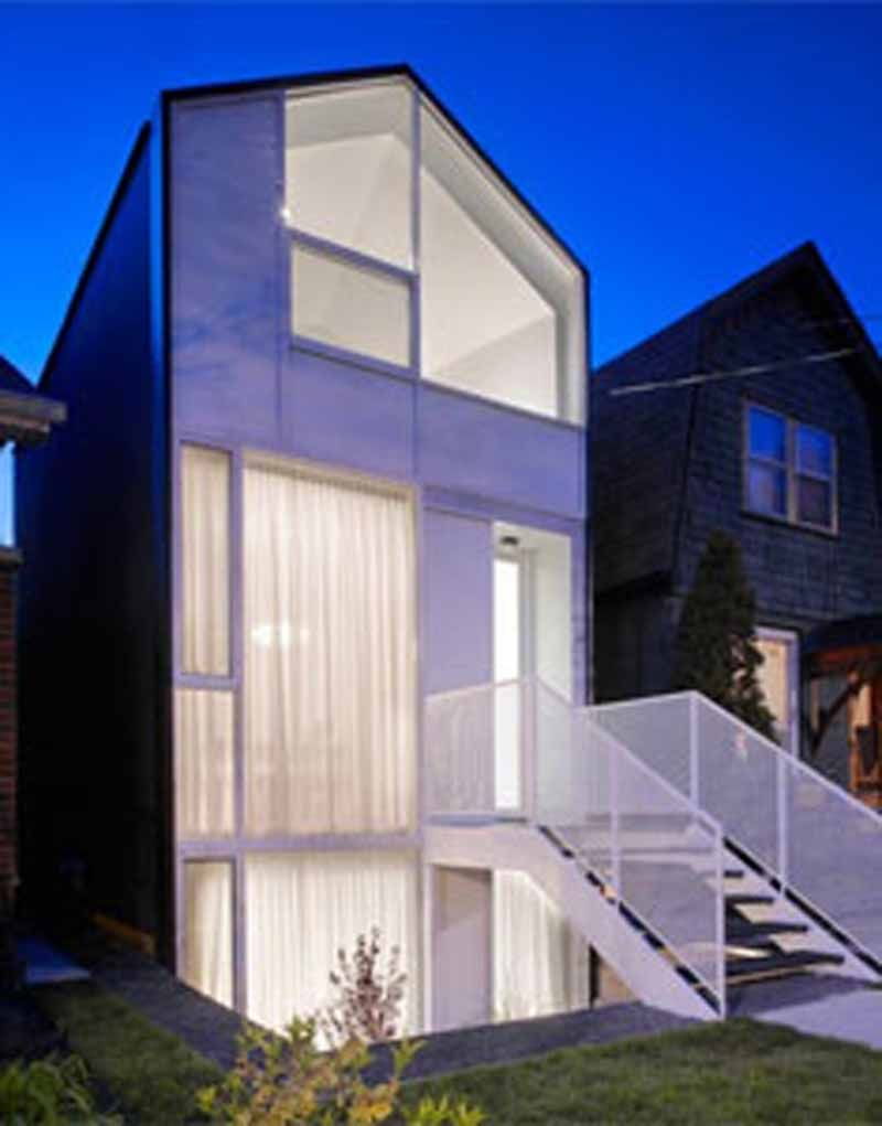 Cassels House design concept