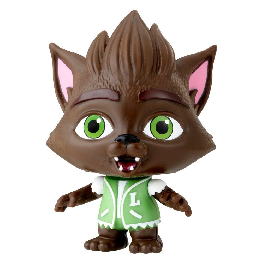 Netflix Super Monsters Lobo Howler Monster Netflix Monster Toys