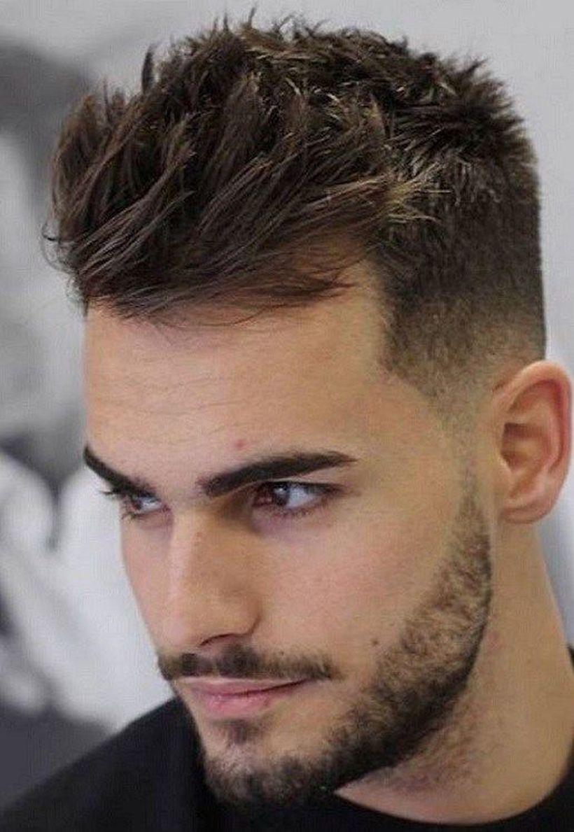 64 Stylish Short Haircut For Men In Fall Mens Haircuts Short Stylish Short Haircuts Trendy Short Haircuts