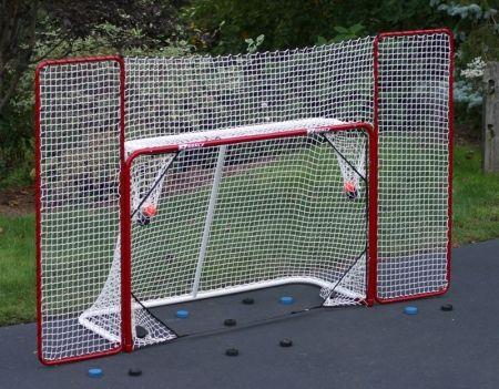 EZ Folding Goal with Backstop