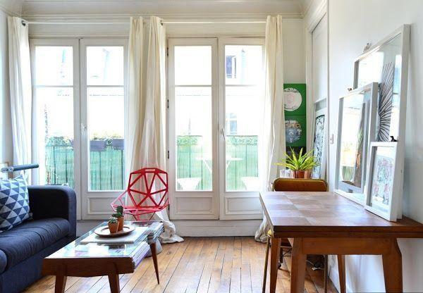 Small&LowCost. Un piso en París de 40 metros cuadrados