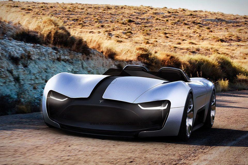 All New 2019 Tesla Roadster Concept Car 2019 Roadster Tesla Roadster New Tesla Roadster Roadsters