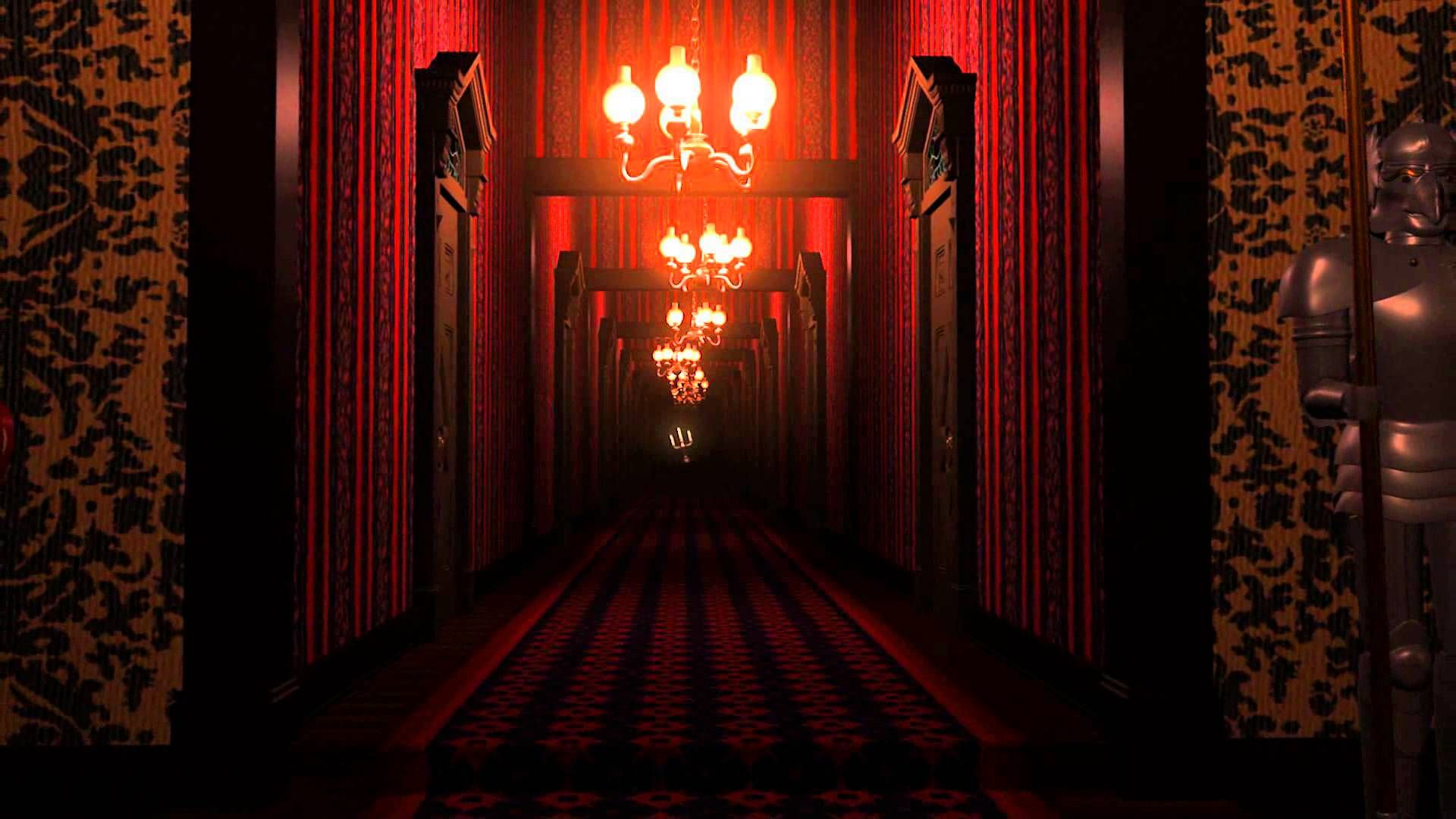 a short preview of the endless hallway sequence from my digital