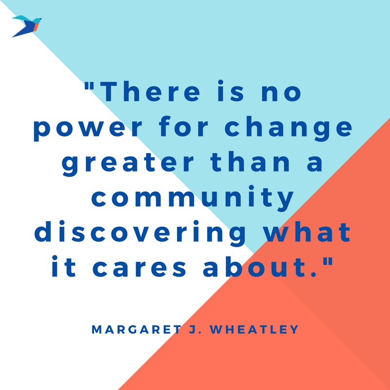The Power of Community Quotes