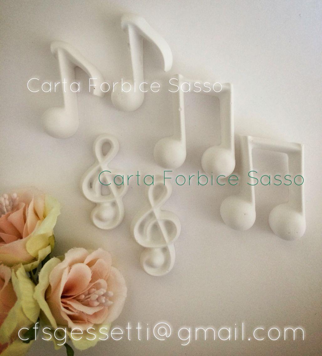 segnaposto matrimonio note musicali