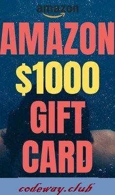 Photo of Amazon-Gift-Card-Discount-Code-Generator !!! How-To-Get-Amazon-Gift-Card-Discoun…
