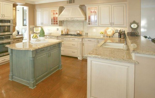 Best Giallo Ornamental Granite Countertops Colors White Kitchen 400 x 300