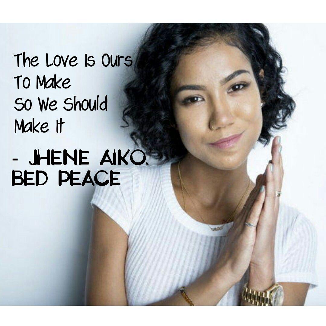 Bed Peace Jhene Aiko Jhene Aiko Aiko T Shirts For Women