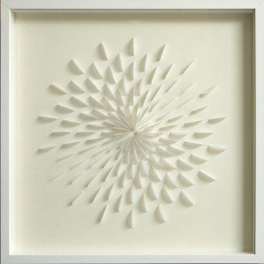 "Saatchi Art Artist Eliza Kopec; Collage, ""Circle Tr"" #art"