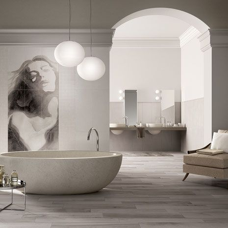 Salle de bain design Room Pinterest Bathtubs, Spaces and Room