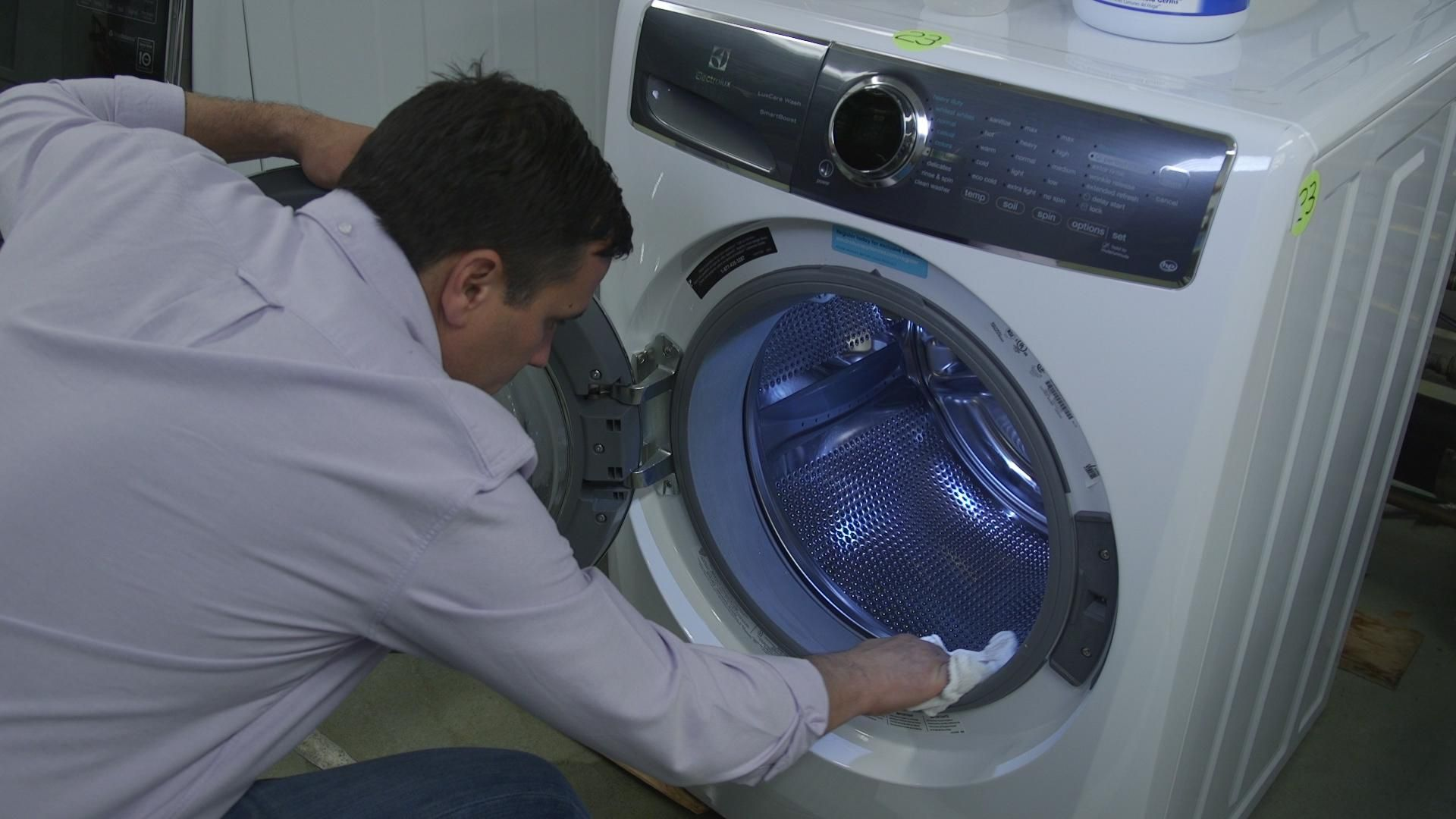 How to clean your washing machine consumer reports soap scum and