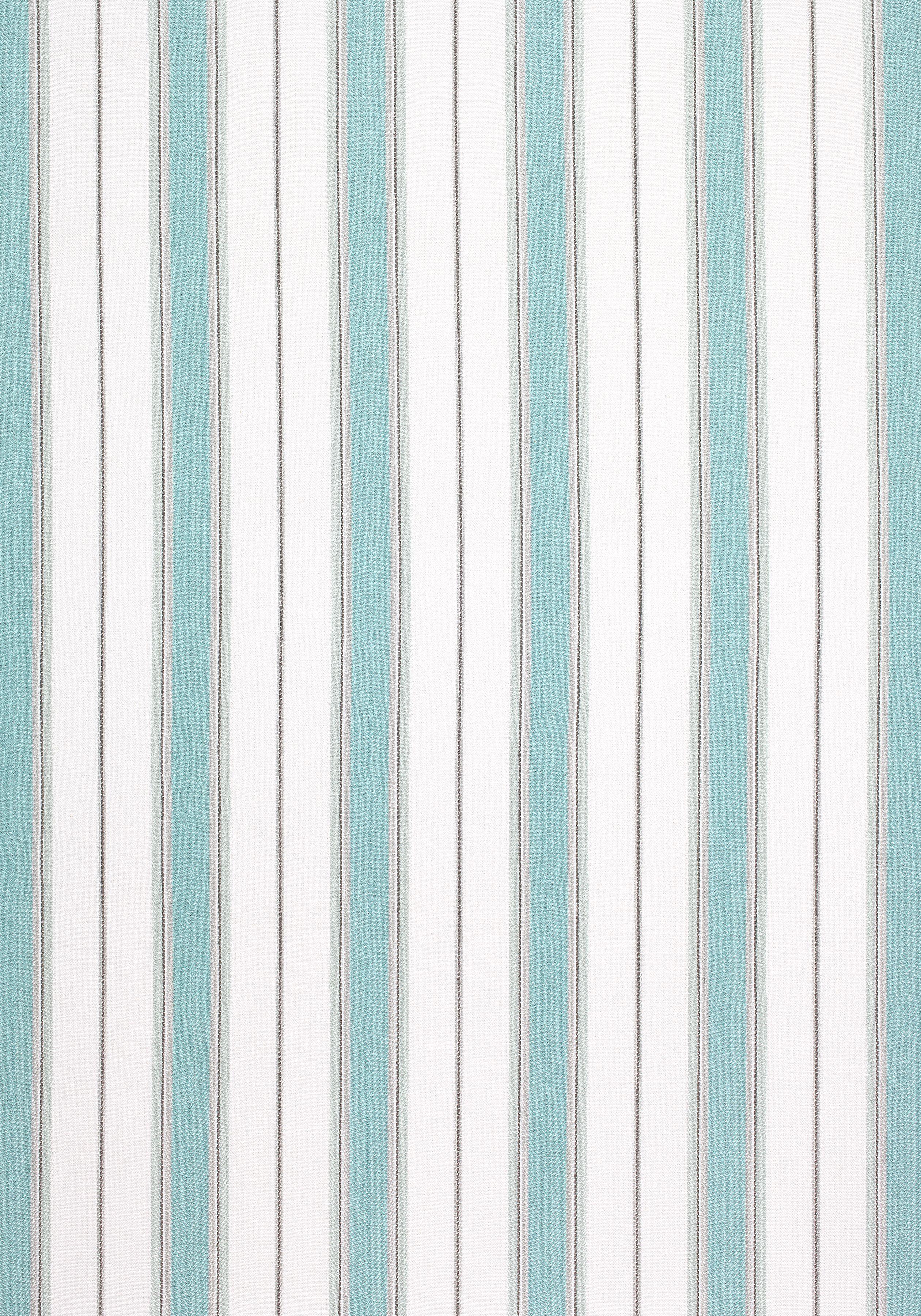 STONINGTON STRIPE, Aqua, W80107, Collection Woven 9