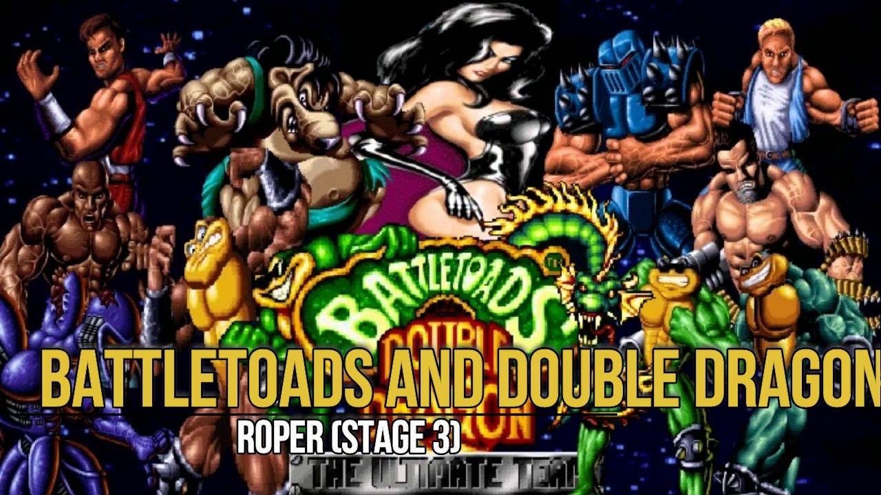 Favorite Vgm 175 Roper Stage 3 Battletoads Double Dragon Double Dragon Video Game Music Dragon
