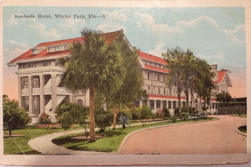 the seminole hotel winter park florida winterparkfl. Black Bedroom Furniture Sets. Home Design Ideas