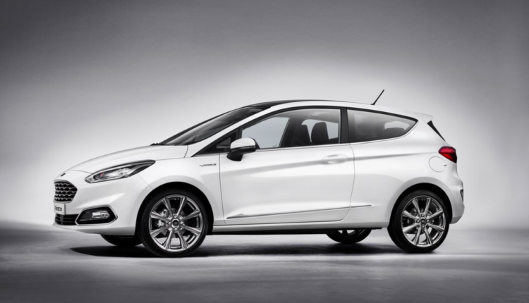 2018 Ford Fiesta Europe Ford Fiesta Ford Car Posters