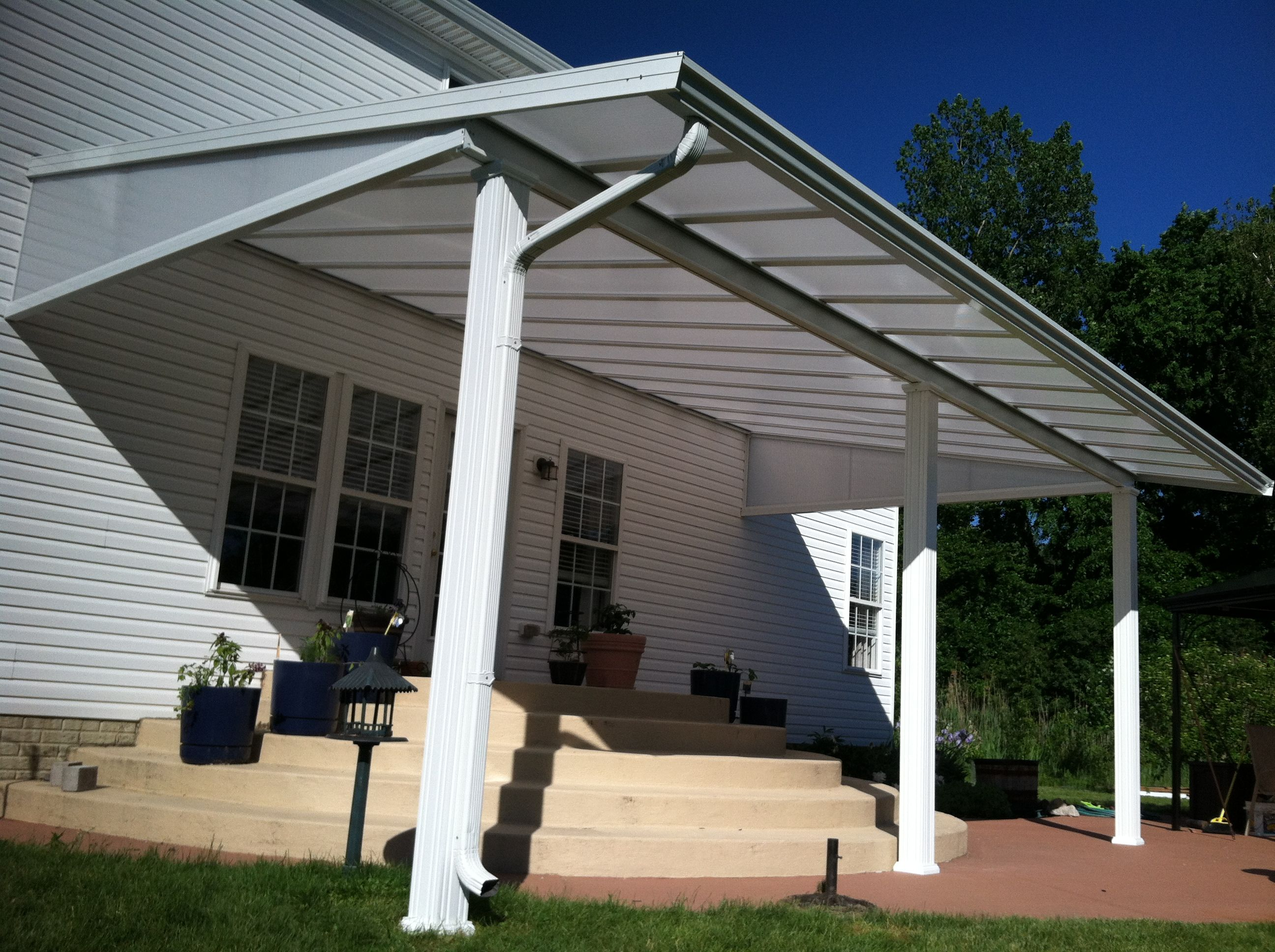Love This Bright Cover With The Decorative Columns Available At Www Brightcovers Com 855 41 Bright Commercial Canopy Patio Covered Patio