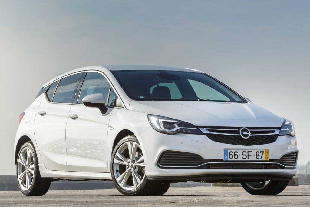 Opel Astra Opc Line Sport K 2016 Opel Astra Pinterest