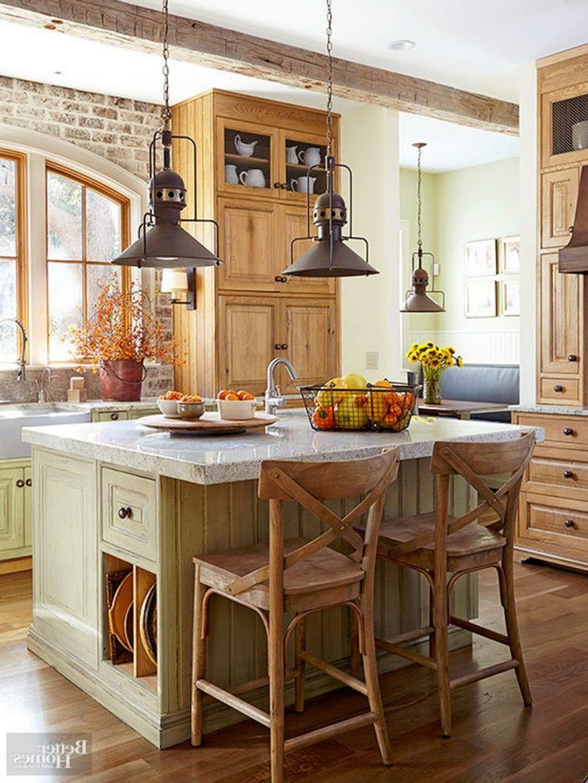 39 Inspiring Small Space Kitchen Lighting Cocina