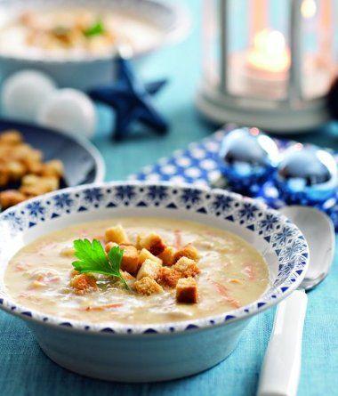 Rybí/Fish soup