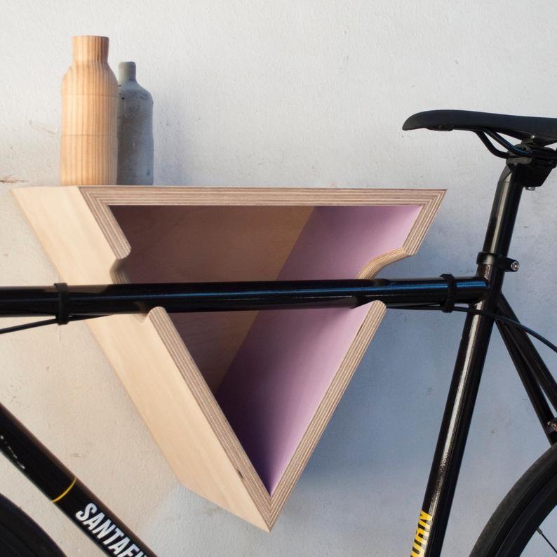Soporte de Pared para Bicicletas 3 Unidades, Acero, Soporte para Pedales de Bicicleta Proglam