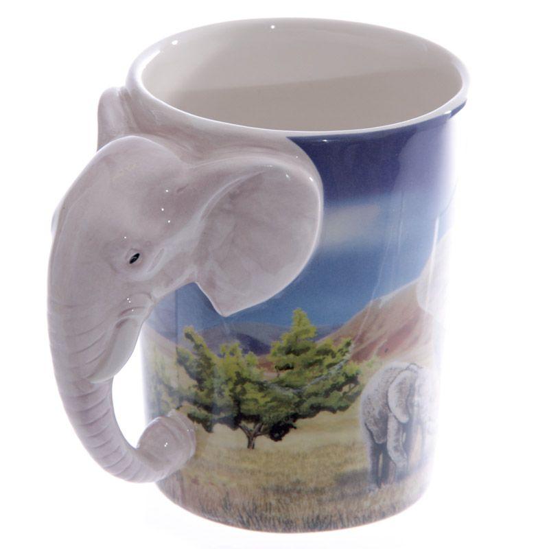Fantasy Tasse Elefant