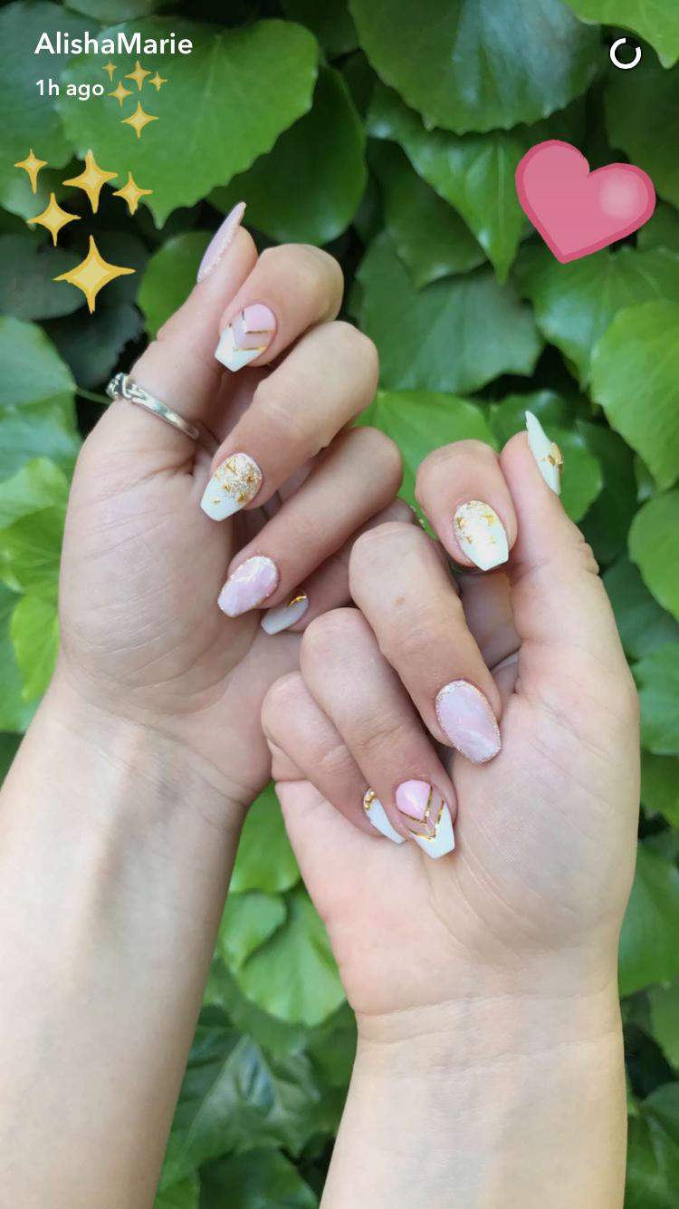 Alisha Marie S Nails 11 4 17 Nails Claw Nails Gorgeous Nails