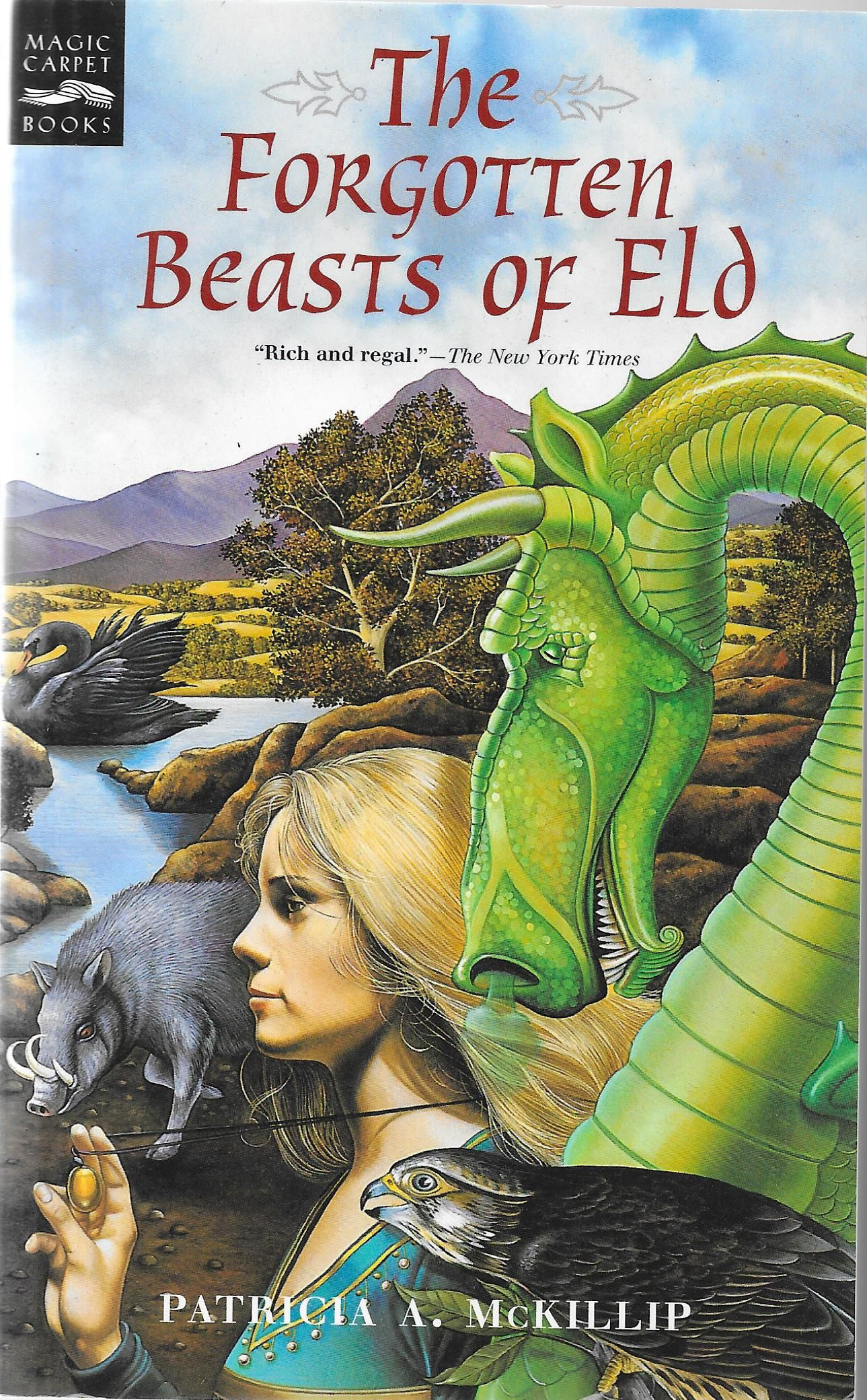 'The Beasts of Eld' by Patricia A. McKillip