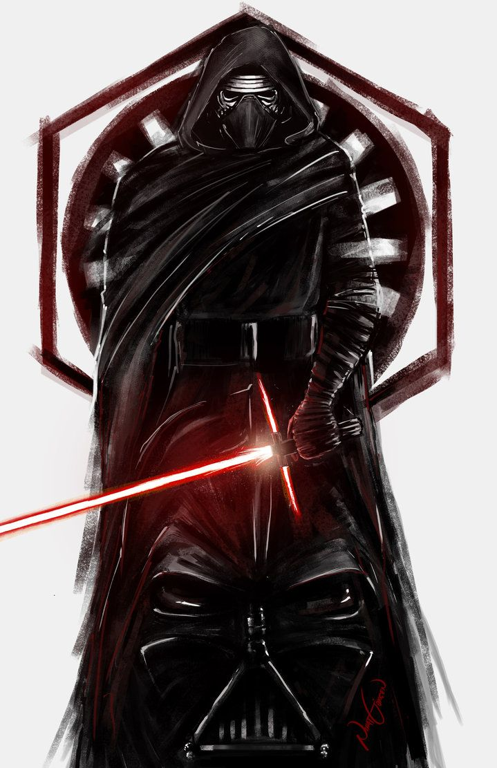 Kylo Ren by NhtgkcN on DeviantArt