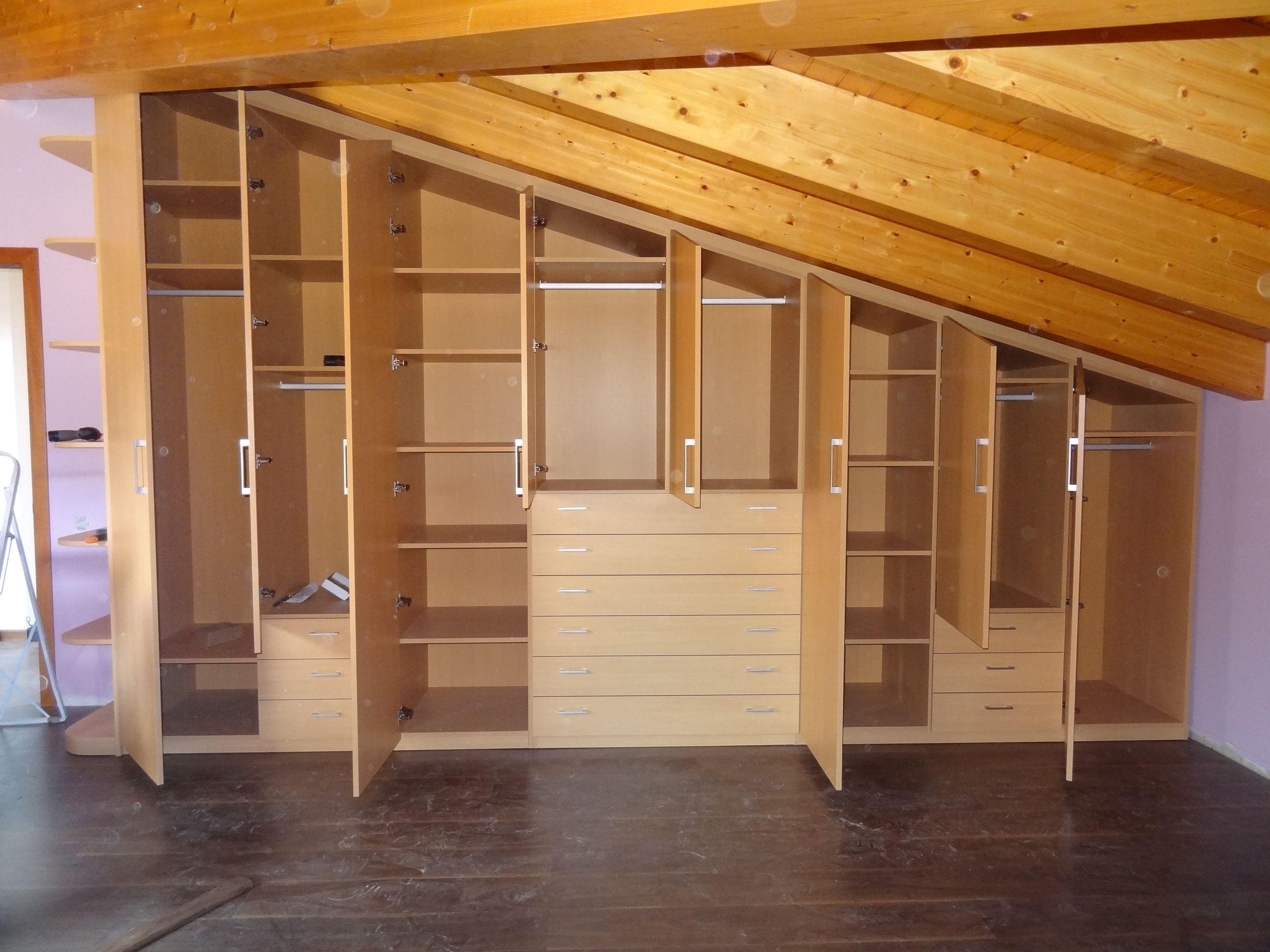 Muebles para buhardillas materiales de construcci n para - Muebles buhardilla ...
