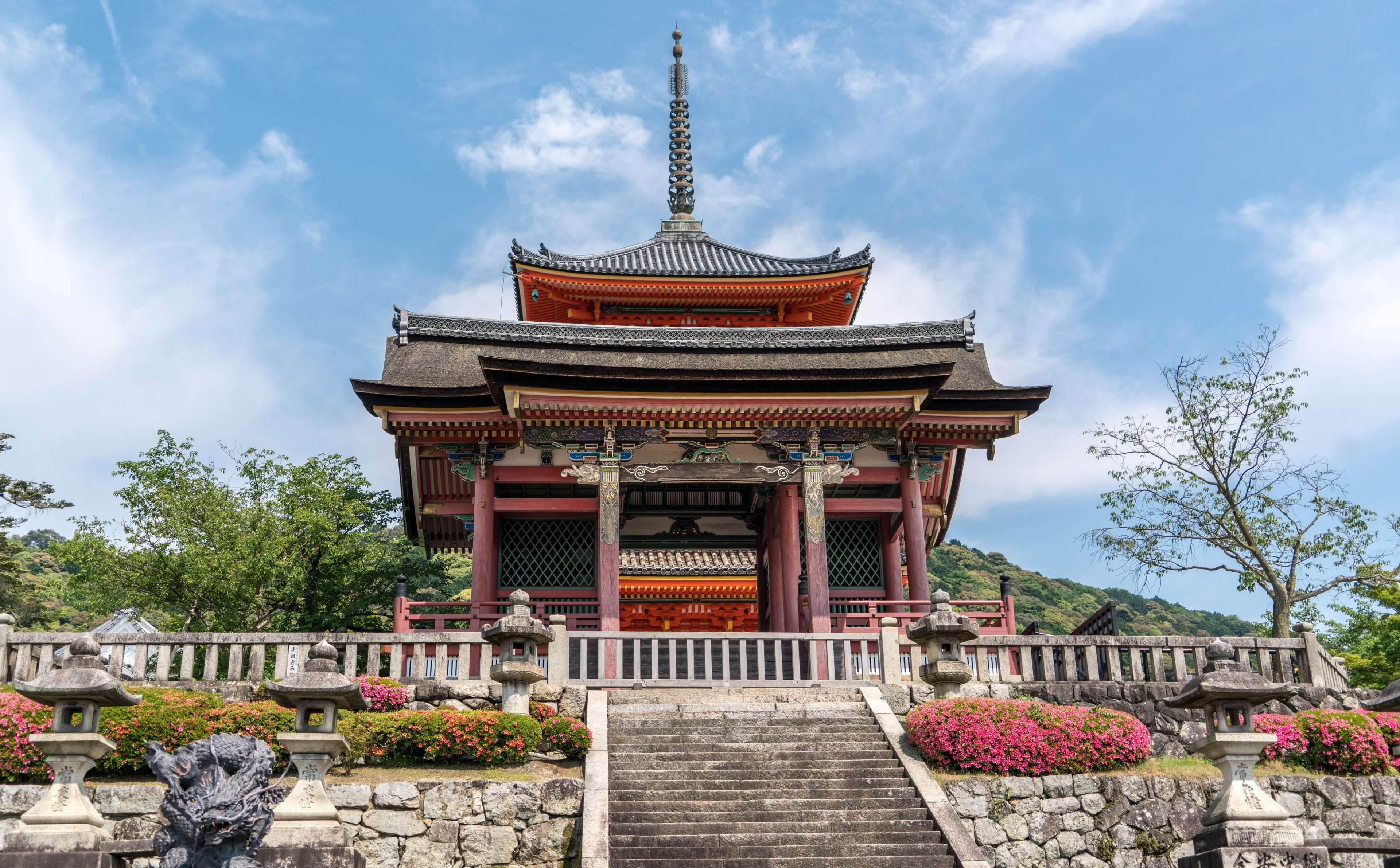 ancient architecture asia attraction culture famous historic