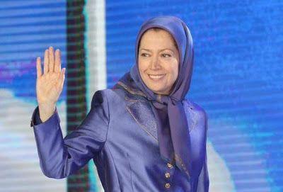 الميثاق: كلمة مريم رجوي :باسم إيران وباسم الحرية