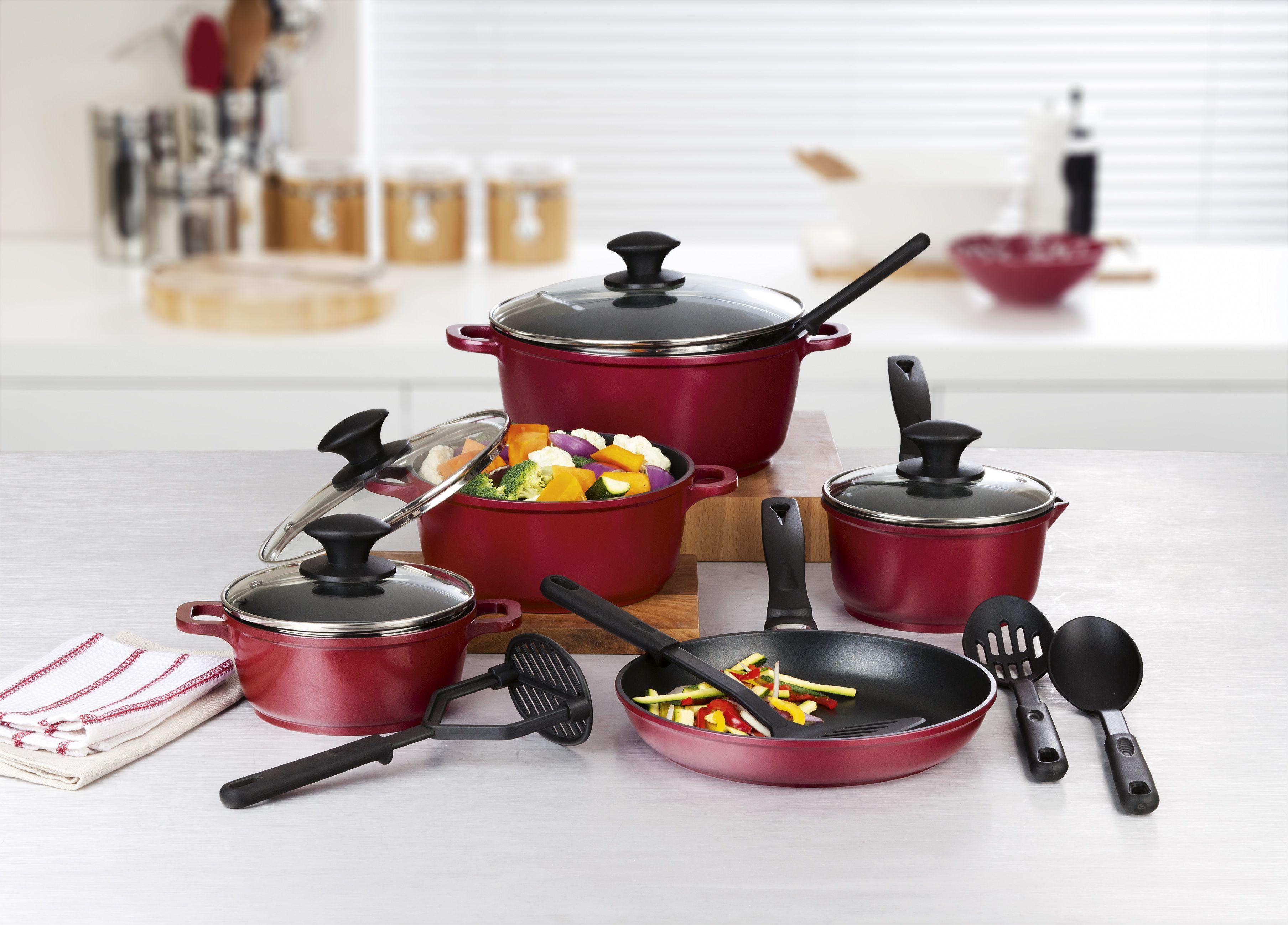 HomeChoice  Fabulous pots for G's kitchen | AlG Home Decor
