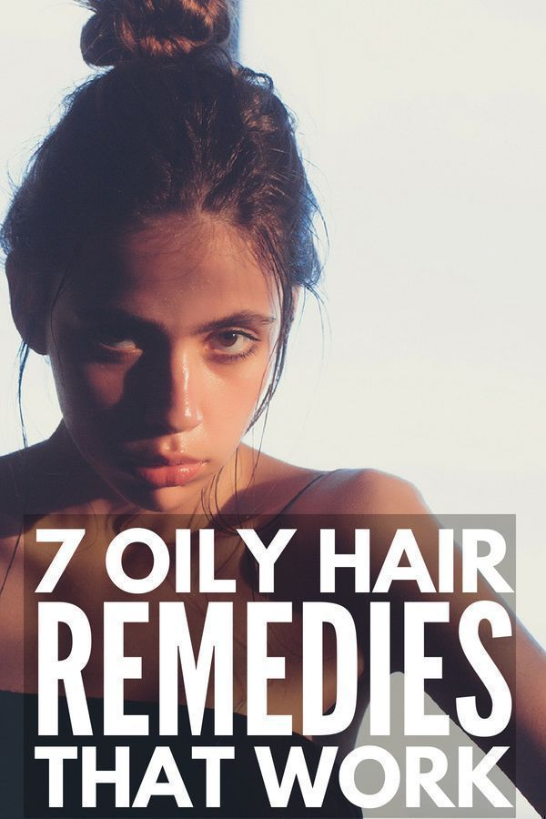 How to Keep Your Hair from Getting Oily: 7 Styling Tricks #oilyhair