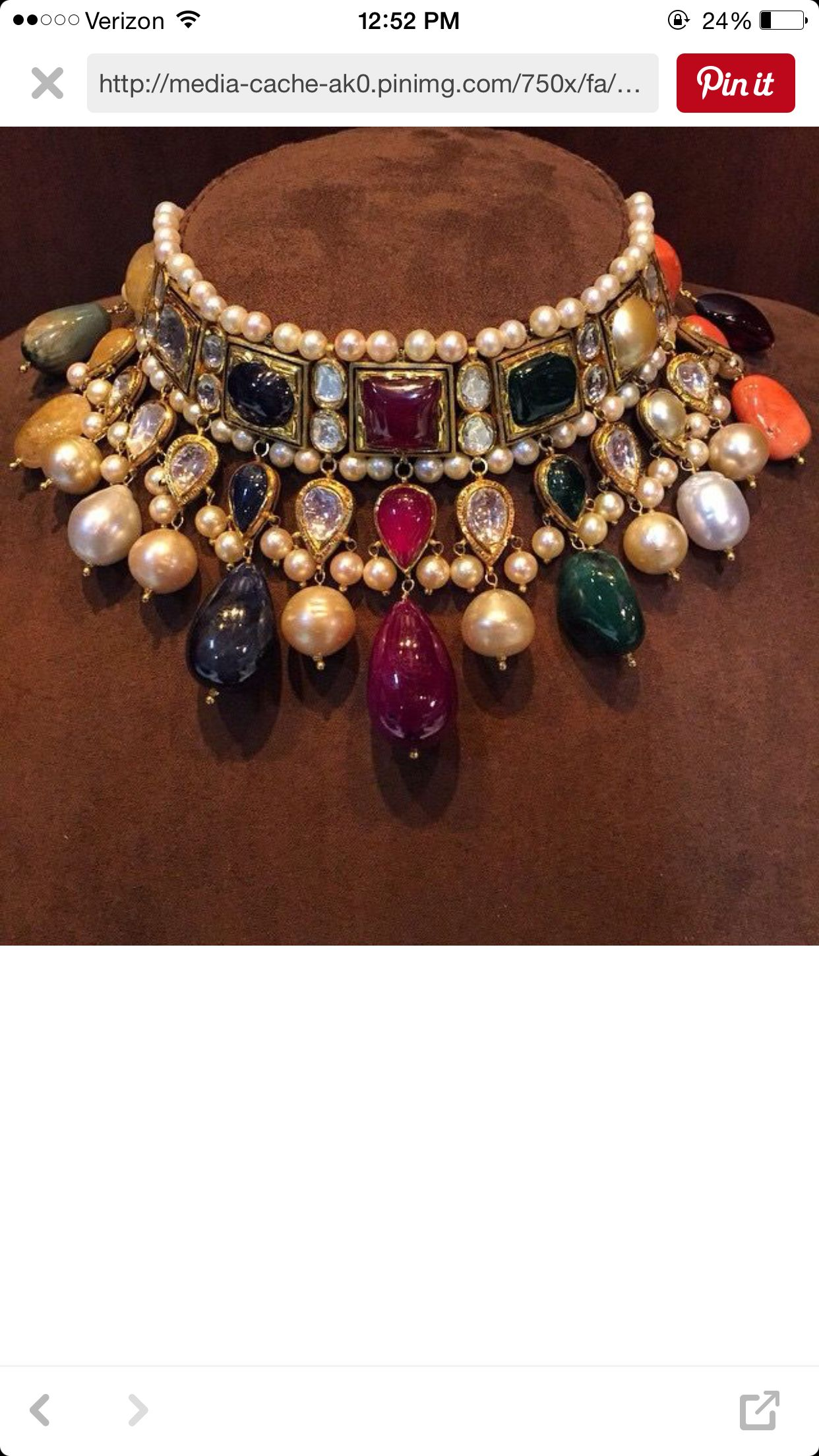 Navratan set Suma jewellery Pinterest Indian jewelry Jewelry