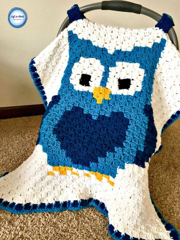 Crochet Owl - 92 Free Crochet Owl Patterns