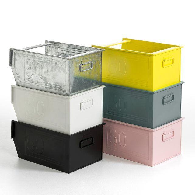 Casier Metal Will Avec Images Casier Metal Casier Boite De Rangement