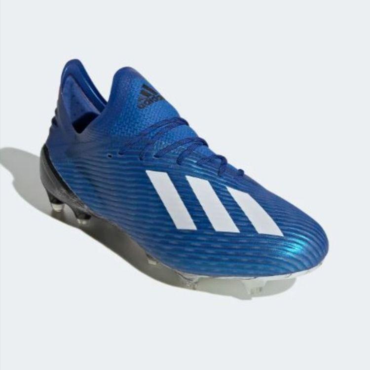 Adidas Men S X 19 1 Fg Soccer Cleats In 2020 Soccer Cleats Adidas Soccer Cleats Best Soccer Cleats